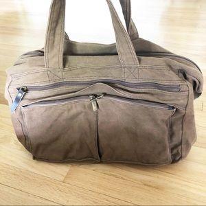 🌿 Bugatti Men's Travel Day Bag Unisex Brown
